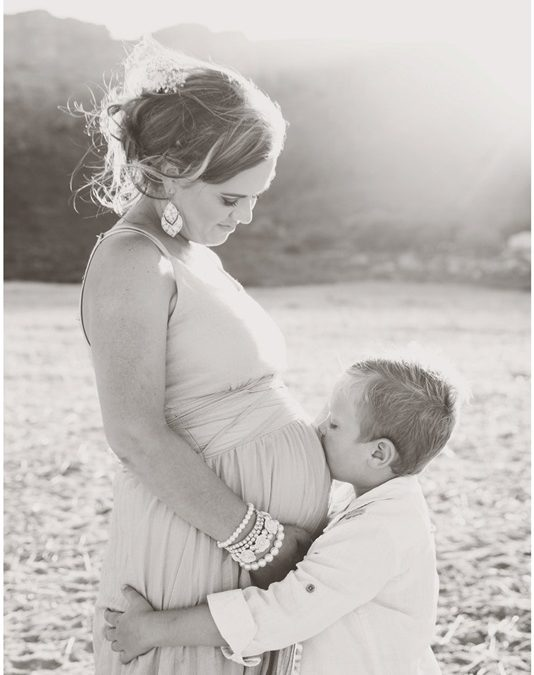 Deon & Elizma Maternity / Family Shoot